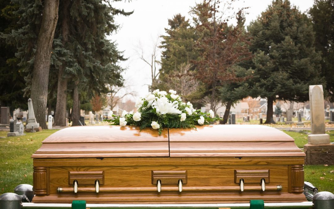Here is how you'll be able to pay for your funeral