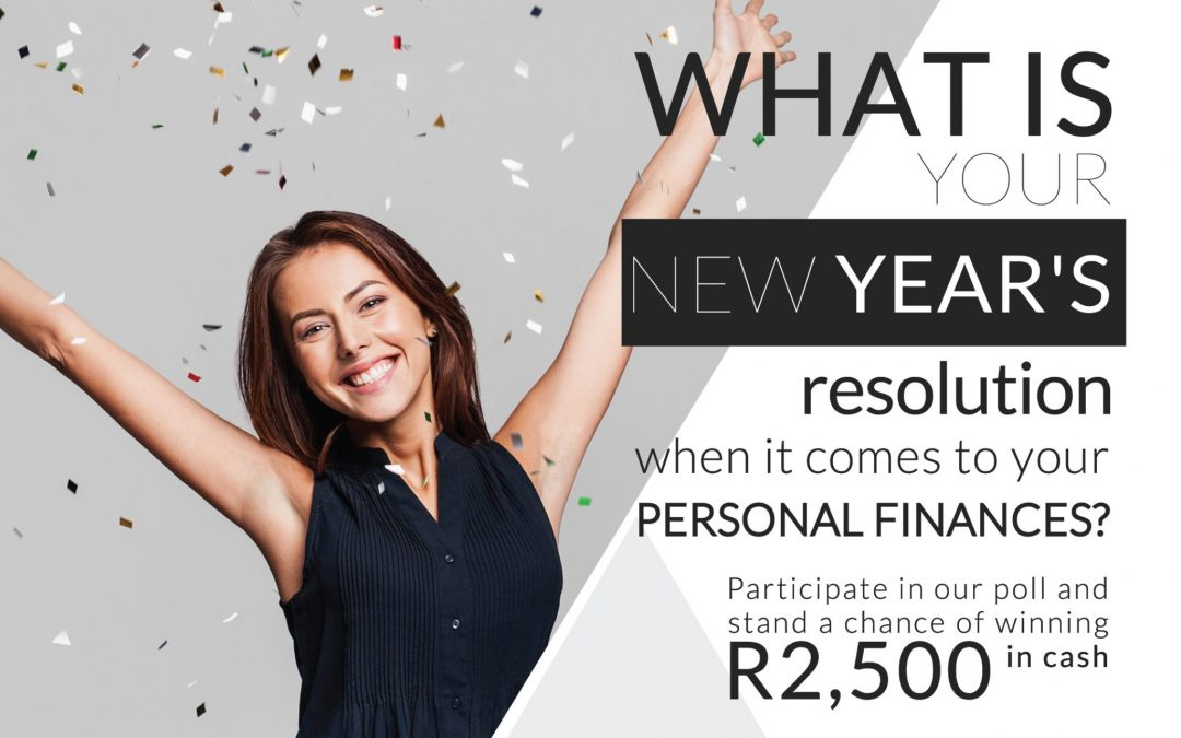 What's your New Year's Resolution when it comes to your personal finances?