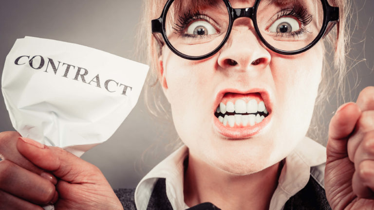 Are you contract savvy?