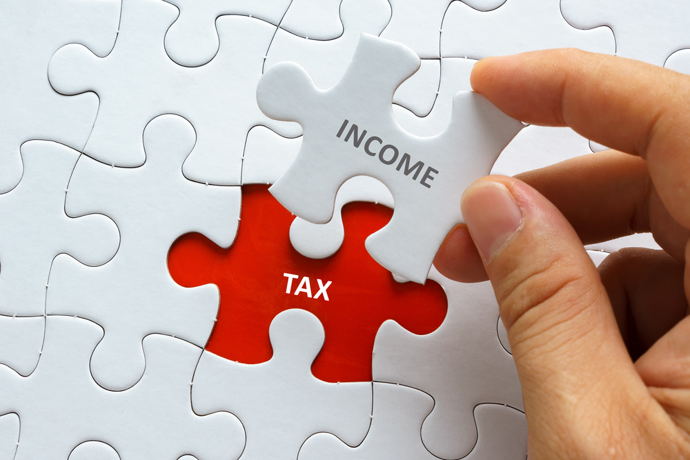 Why your taxable salary and your taxable income aren't the same thing