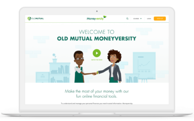 Learn, Plan & Earn with Old Mutual's Moneyversity Platform