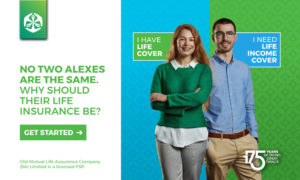 Old Mutual Life Cover